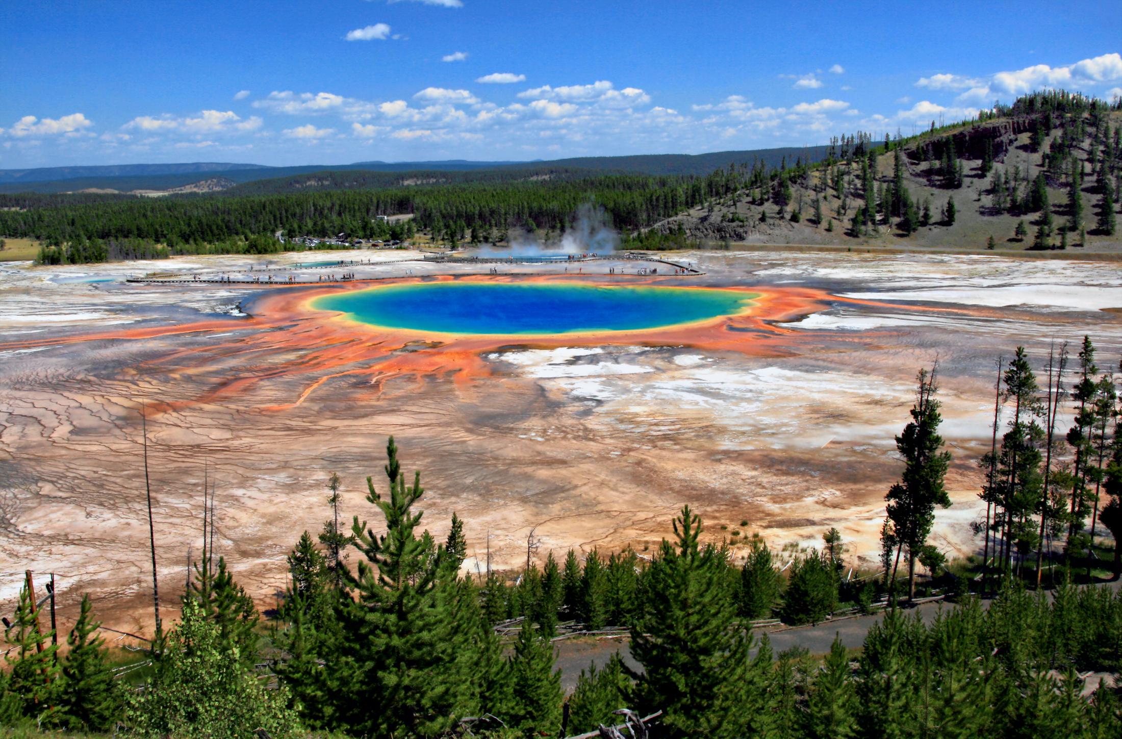 Yellowstone National Park Dude Ranch Vacation