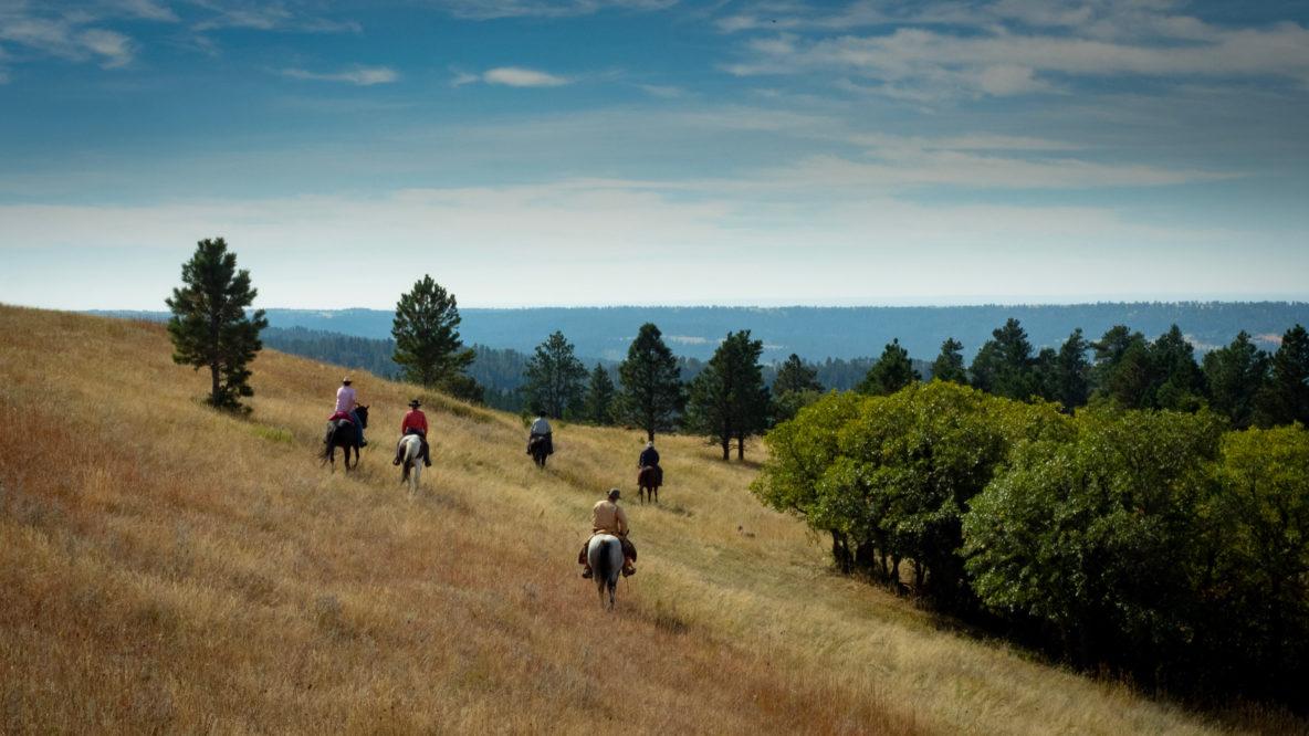 Kara Creek Trail Ride