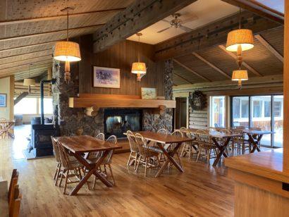 Circle Bar Dining Room