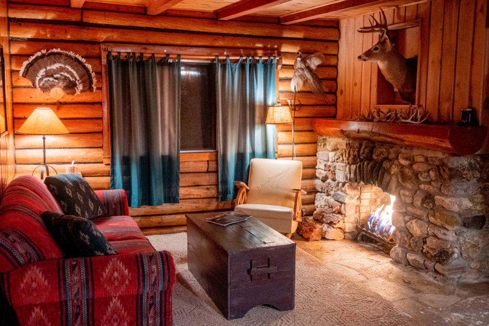 Circle Bar Cabin