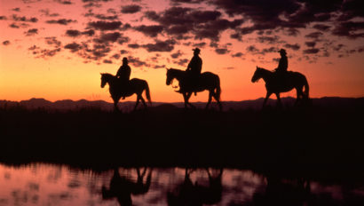 Horseback Ride Sunrise