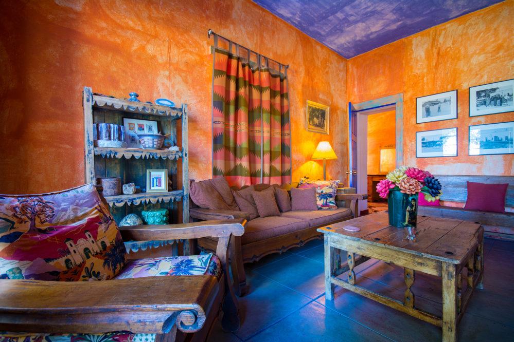 Rancho de la Osas Hacienda Salon