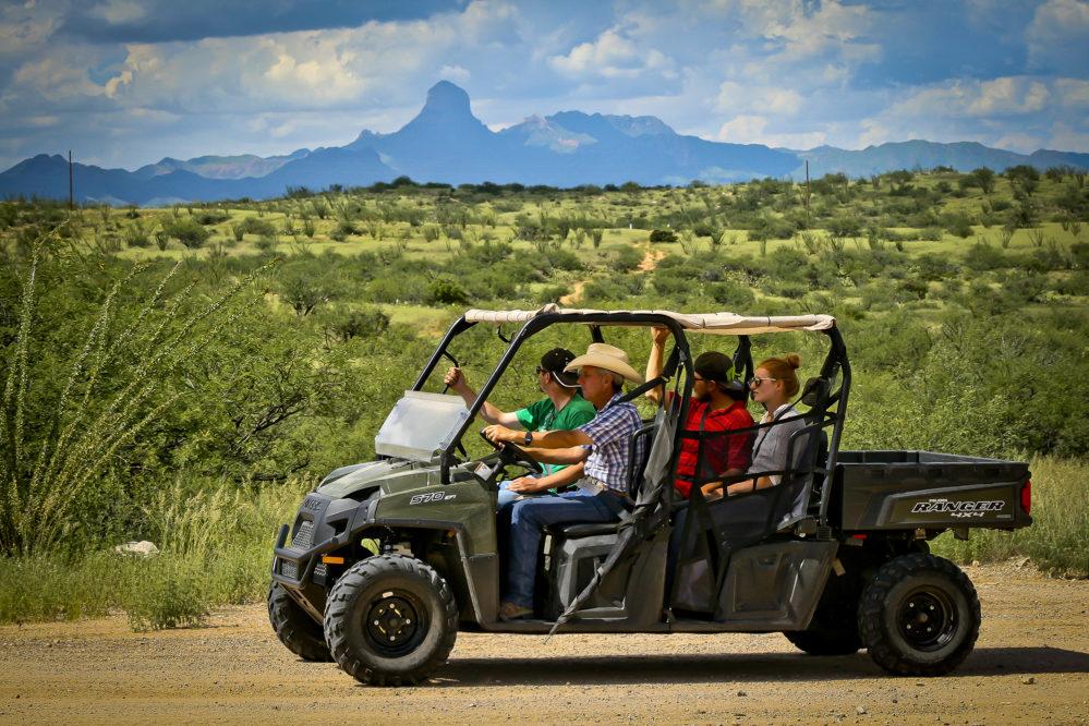 Rancho de la Osa ATV ride