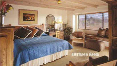 Rancho de los Caballeros room